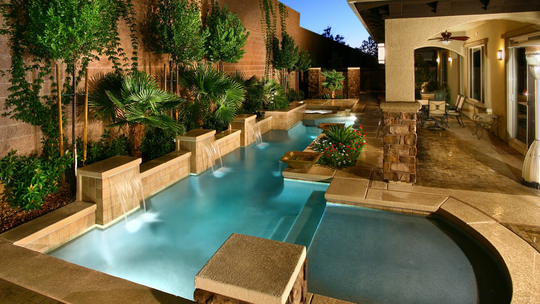 Clarity Pool Service Custom Swimming Pool Design & Construction Services of Las Vegas, Nevada