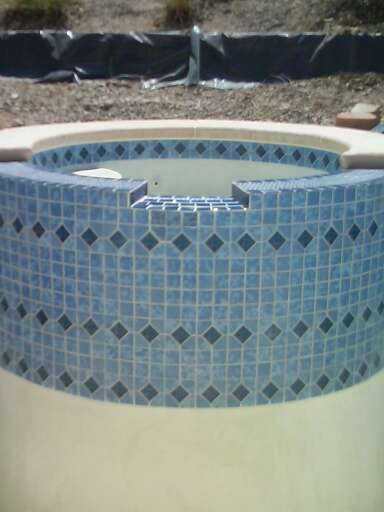 Let CLarity Pool Service decalcify and remove stubborn hard water deposits with our bead blasting service